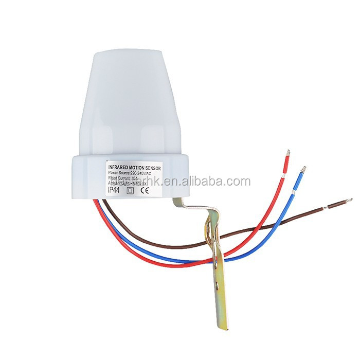 Outdoor Automatic Light Switch Sensor electric