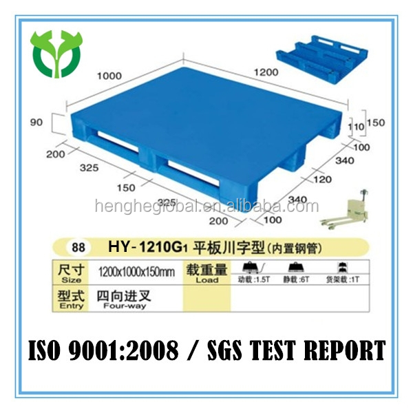 one of the biggest manufacturer in China, selling the plastic pallet