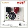 MUST POWER POPULAR 1000w 2000w 3000w pure sine wave inverter with mppt controller