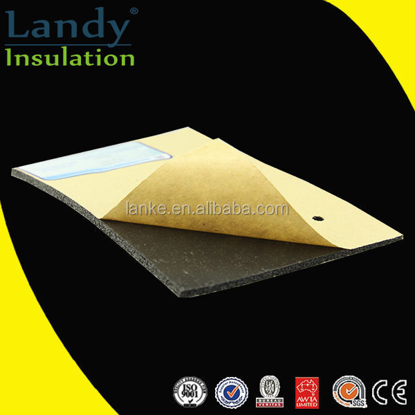 Self Adhesive XPE Foam Sound Insulation