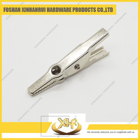 Alligator clip metal 1-hole crocodile clip