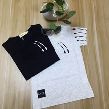 New arrival High quality Summer casual Kid clothing Fashion short sleeve baby boy T- shirts Muslim boys clothing