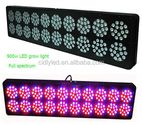 Best selling products High power 900W LED grow light indoor greenhouse hydroponics plant grow LED light 300x3W