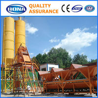 Macon HZS60 concrete batching plant with low market price