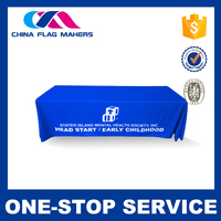 Bud Light Logo Blue Table Cloth For Wholesale
