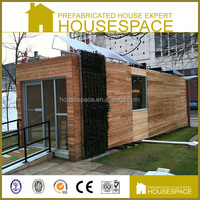 Sandwich Panel Recycled Prefab Wooden Chalets for Sale