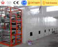 Mesh-belt Dryer for drying vegetable and fruits (tomato)