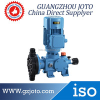 KD mechanical chemical electric operated micro diaphragm hydraulic metering pump