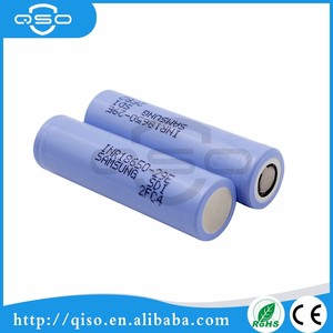 Wholesale INR18650-29E lithium batteries samsung 29E 2900mah 3.7v li ion battery rechargeable 18650 samsung sdi inr18650-29e
