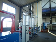 CANGAS High purity liquid oxygen/O2 plant with cryogenic technology