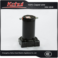 Permanent Magnet Electric Recycling Dc Motor 72 Volt