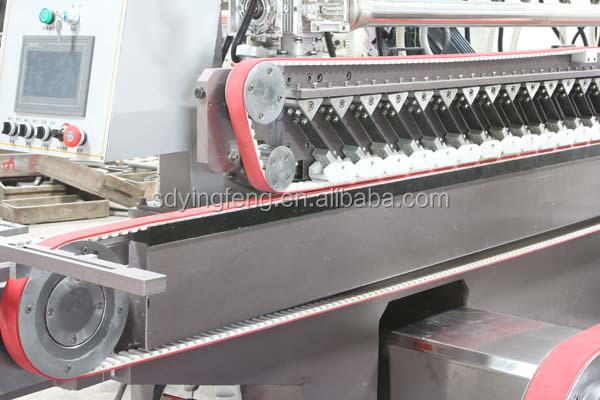 JFD-2025-22 Global Jinfeng made glass double edging and polishing machine