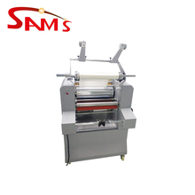 Good quality New design automatic automatic roll hot and cold laminating machine