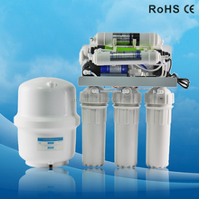 7 stage reverse osmosis and uv water filter
