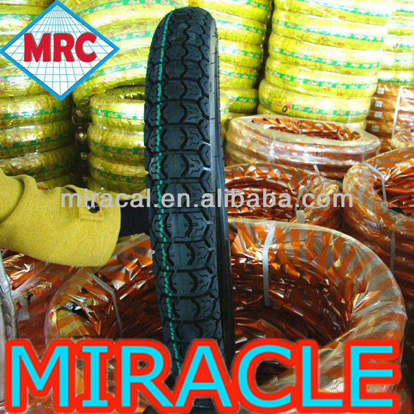 China Fair Motorcycle Tire 3.25-16 3.50-16