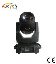 Powerful LED Moving Head Light 300W beam spot wash 3in1 with Zoom focus and iris stage lighting
