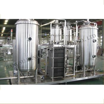 FULL AUTOMATIC BEVERAGE MIXER WITH CAPACITY 12T/H
