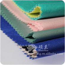 High quality t/c 65/35 45s*45s 133*72 twill shirt poly/cotton fabric