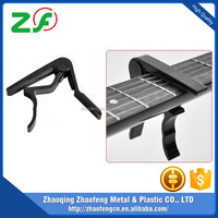 Colorful Acoustic/ Electric Environmental protection Aluminum alloy 6 string bass guitar capo