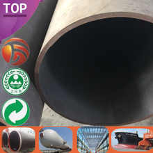 A106 Best Selling a106 black steel pipe mechanical properties Standard Sizes big wall thickness pipes