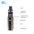 US market cartridge ecig box mod e-cigarette vape mod 2.5ml vaporizer vape pen