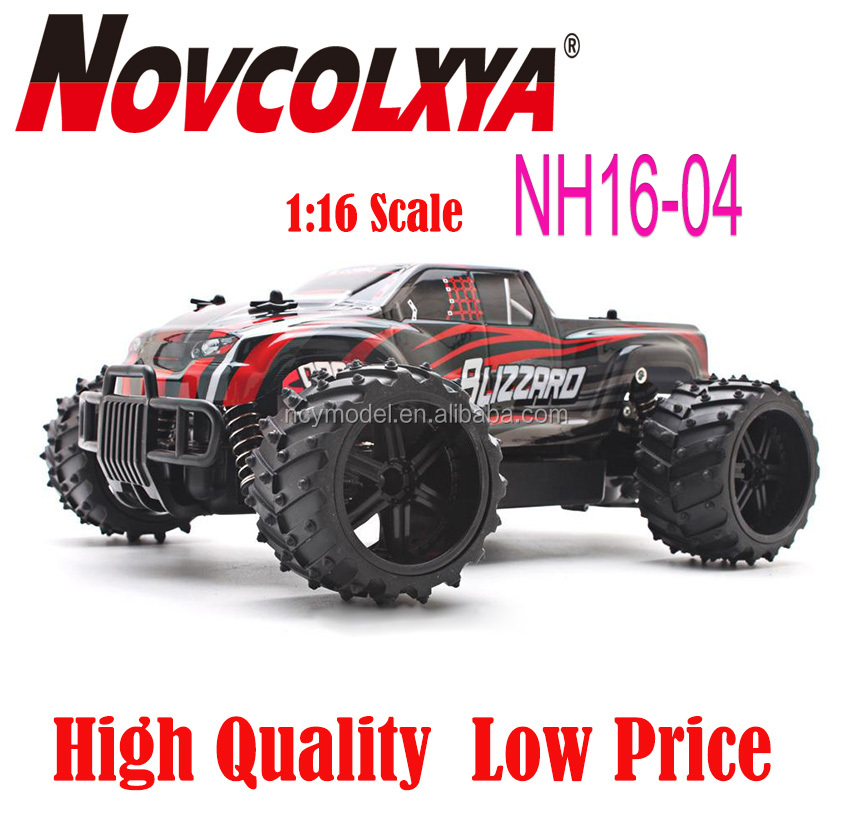 2.4GHz 1:16 Scale rc car buggy Off-road Race Truck RC Rock Crawler Toy