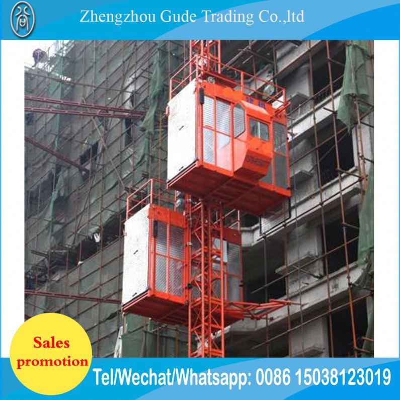 CE Approved construction elevator prices