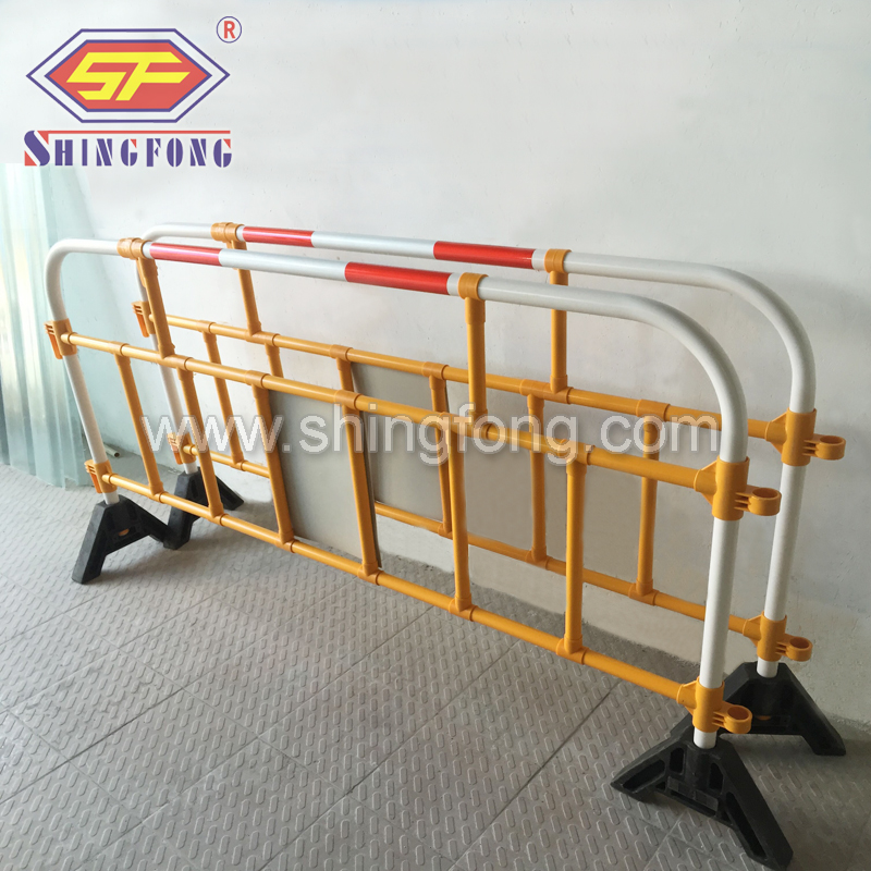 Brand new road warning temporary metal fence made in China