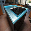 Furniture Spare Parts Glass Kitchen Table