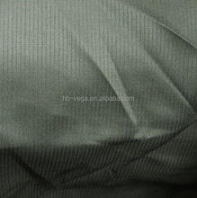 108 gr/m2 Narrow Stripe Cotton Twill Fabric for Shirting