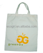 hot sale eco-friendly reusable promotional modern easy carry grocery shopping cheap cotton bag