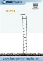 15' Ladder Stand / Hunting Deer Tree Stand TD-201