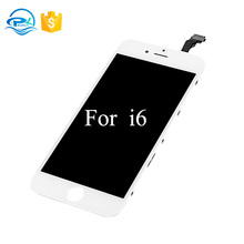 Wholesale best selling alibaba product clone lcd replacement touch screen with digitizer for iphone 6