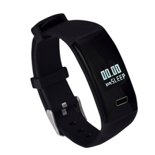 Bluetooth 4.0 Fitness Tracker Pedometer Wristbands Smart Bracelet