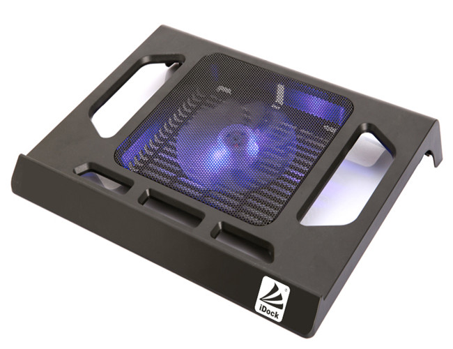 LED fan AC powered mini refrigeration laptop cooler