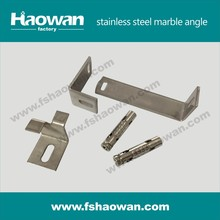 Stainless Steel Marble Angle,SS202/SS304/SS316
