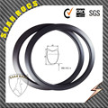suepr light carbon bicycle rim ruote carbonio U shape 25mm width breakless bicicleta 38mm tubular road bike wheels