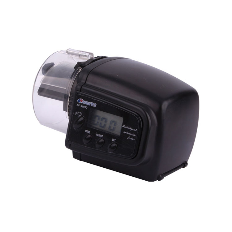 Auto fish food feeder <strong>timer</strong> automatic fish feeder