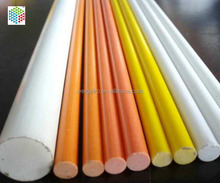 Hot Sale Fiberglass Plastic Solid Rod