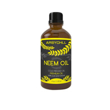 Private Label Natural Organic Neem Extract Wholesale Price 100% Pure Neem Oil