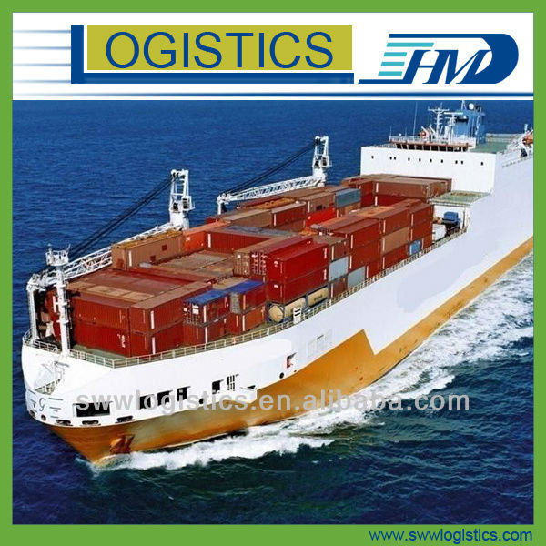 20GP 40GP LCL FCL container sea freight cargo ship from Shenzhen to Miami weekly