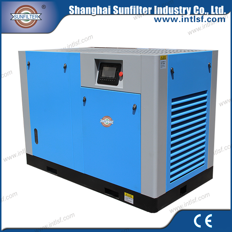 Oil Free Used Rotary Screw Air Compressor for Sale