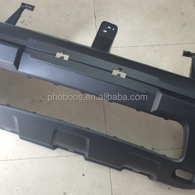 Renault Auto Body Parts Dacia Duster Front Bumber OEM 620220025R Grille Ventilation Grille bumper chrome grille