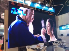 P2.9 Indoor seamless led video wall/high definition led video wall display screen