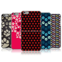 Paws Design Case for iphone 6 Mobile Phone Accessories Factory In China