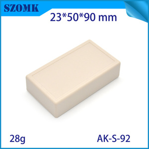 ABS plastic electronic die case from szomk, custom plastic enclosure for LED driver