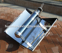 big size vacuum tube solar cooking stove