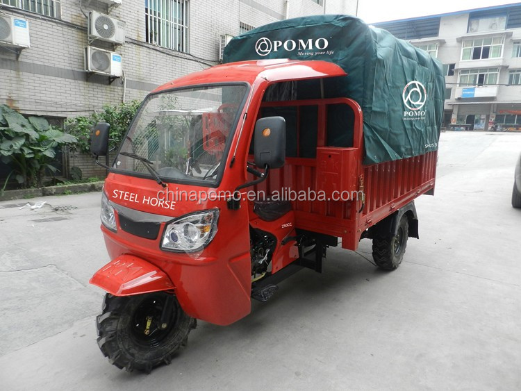Made In China Popular Tricycle Food Truck, Rusi Three Wheel Motorcycle, Kids Trike