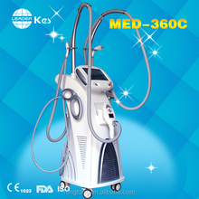 rf system facial vacuum therapy device vacuum roller massage equipment