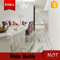 cheap synthetic white marble